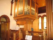 Taylor Boody Pipe Organ